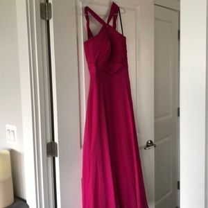 After six bridesmaid dress
